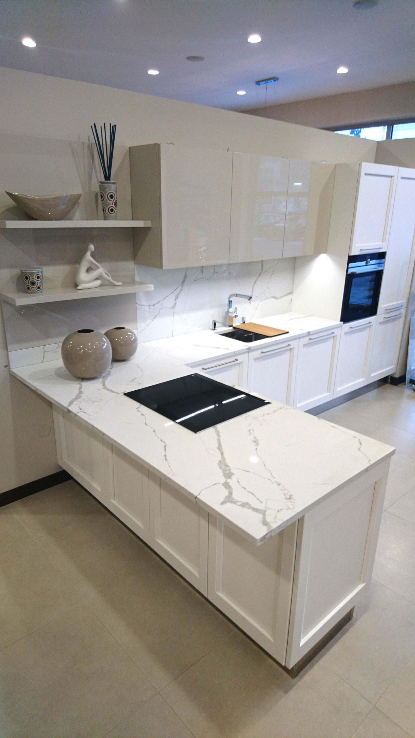 Кухонная столешница АстанаКварц